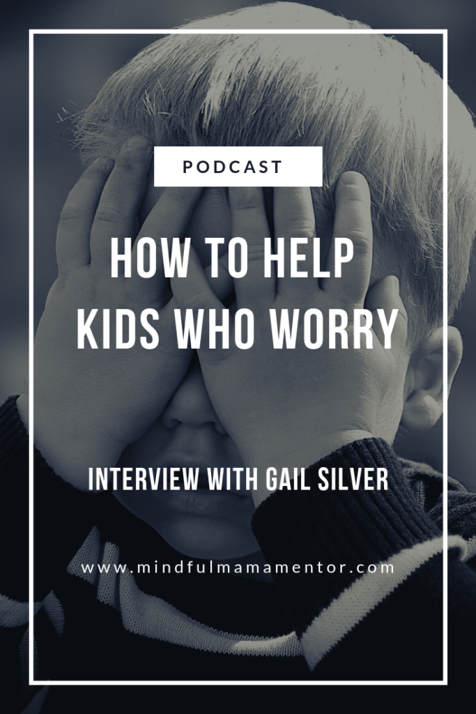 How to Help Kids Who Worry